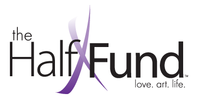 the Half Fund Logo